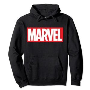 Marvel Logo Custom Made Unisex Hoodie